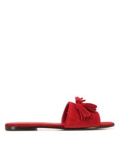 сандалии с кисточками Doucal's