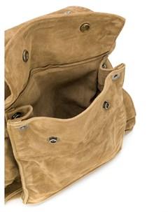 рюкзак с карманами Greg lauren