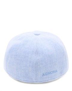 Бейсболка шерстяная Agnona