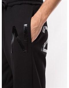спортивные брюки с логотипом No21