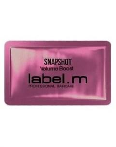 Розовая сыворотка Придание объема Snapshot Label.m (великобритания)