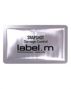Серебристая сыворотка Восстановление Snapshot Label.m (великобритания)