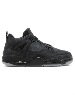 Хайтопы Air 4 Retro Kaws Jordan