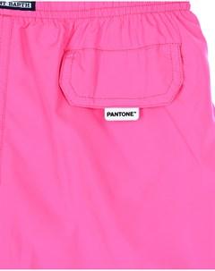 Розовые шорты для купания детские Saint barth