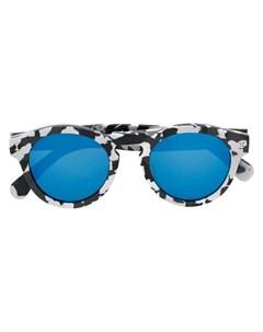 Солнцезащитные очки Leonard с принтом Illesteva
