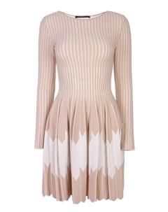 Платье шерстяное Antonino valenti