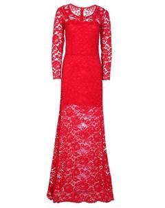 Кружевное платье Von vonni