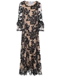 Платье с узором Von vonni