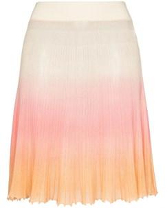 Трикотажная юбка Helado с эффектом омбре Jacquemus