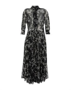 Платье миди Norma kamali