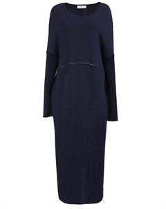Шерстяное платье макси Ereda