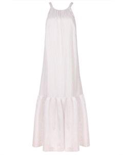 Хлопковое платье Phillip lim