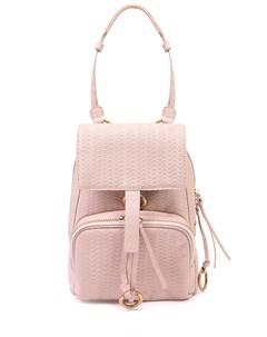 Кожаный рюкзак Zanellato