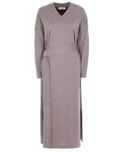 Платье шерстяное Ereda