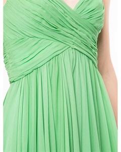 Платье Sarrana с плиссировкой Alexis