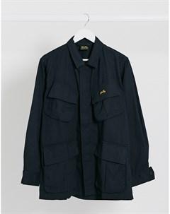 Темно синяя куртка Stan ray®