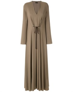 Платье с V образным вырезом Osklen