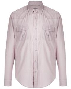 Рубашка с карманами Osklen