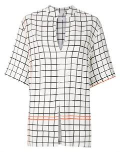 Рубашка с принтом Osklen