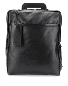 Рюкзак с тисненым логотипом Marsèll