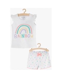 Пижама для девочек 3W3818 5.10.15.