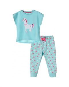 Пижама для девочек 3W3704 5.10.15.