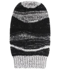 Удлиненная шапка из кашемира Malo
