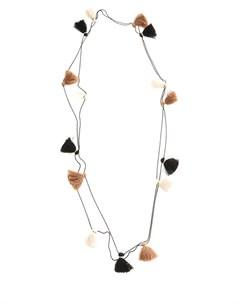Ожерелье с кисточками Le tricot perugia