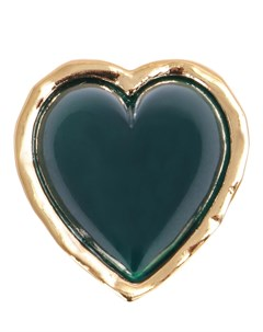 Брошь в форме сердца Sonia rykiel