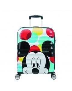 Чемодан Disney by American Tourister Wavebreaker MICKEY CLOSE UP Микки Samsonite
