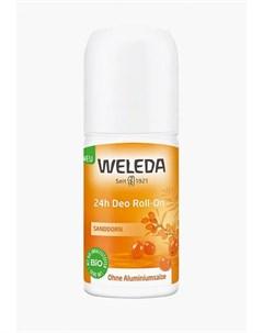 Дезодорант Weleda