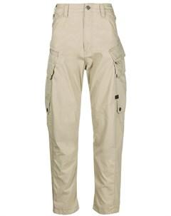 Зауженные брюки карго G-star raw