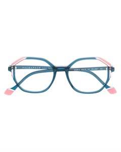 очки в геометричной оправе Face à face