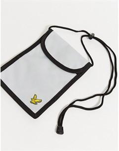 Небольшая сумка для ношения на шее Lyle & scott