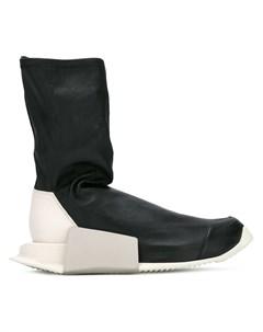 Хай топы Level Sock Adidas by rick owens