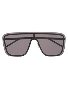 Солнцезащитные очки маска SL364 Saint laurent eyewear