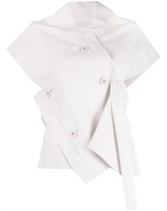 Блузка асимметричного кроя 132 5. issey miyake