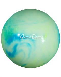 Мяч для художественной гимнастики 16 5 см 280 г Grace dance