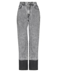 Джинсовые брюки Ssheena