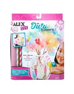 Набор для создания поделок Букет цветов Alex