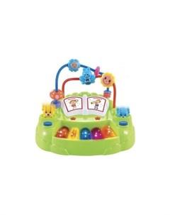 Музыкальный инструмент Веселое пианино Е Нотка Наша игрушка