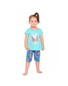 Пижама для девочки Прима Веселый малыш