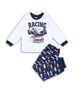 Пижама для мальчика Легенды гонок 2 Веселый малыш