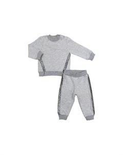 Комплект для девочки кофта штанишки Veddi