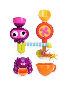 Набор игрушек для ванной Eureka Happy baby