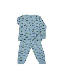 Пижама для мальчика 5122 Белый слон