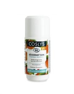 Шариковый дезодорант Цитрус 50 мл Coslys