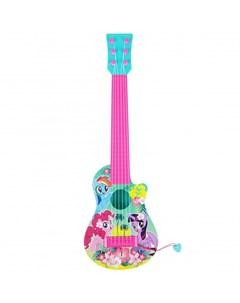 Музыкальный инструмент Гитара 34815 Май литл пони (my little pony)