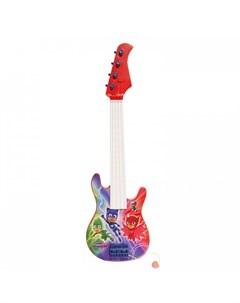 Музыкальный инструмент Гитара с медиатором 33665 Герои в масках (pj masks)