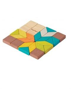 Деревянная игрушка Игра Мозаика Plan toys